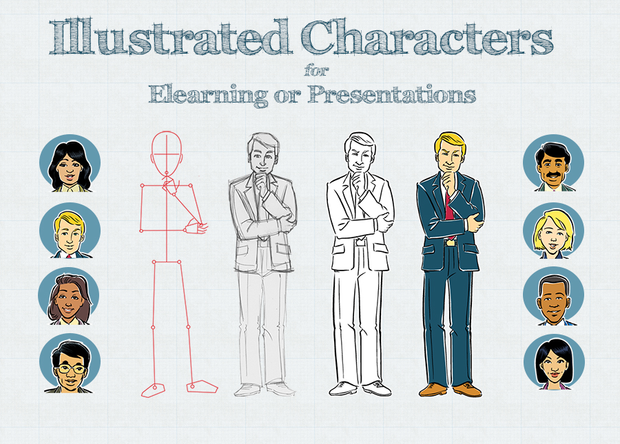NHs_illustrated-characters