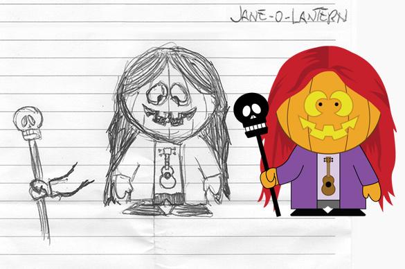 Jane-o-Lantern_sketch