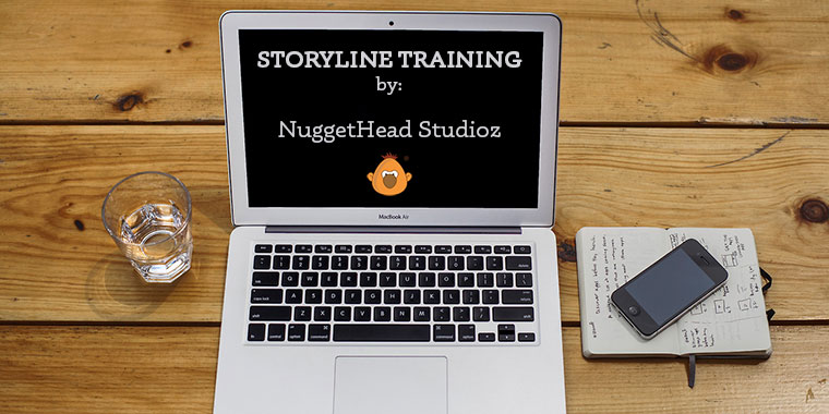 Kick your Storyline skills up a notch!