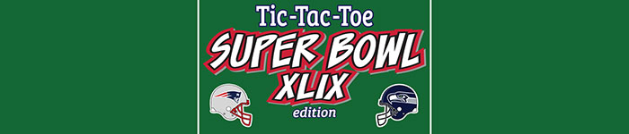 Articulate Storyline Game: Tic-Tac-Toe Super Bowl Edition