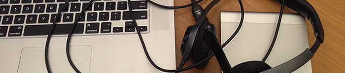 #Lifehack – USB Headphone storage