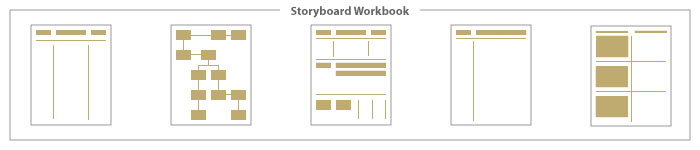 Storyboard Workbook for Elearning: Documenting the Workflow