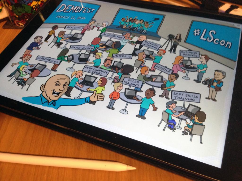 LS16-DemoFest-iPadPro