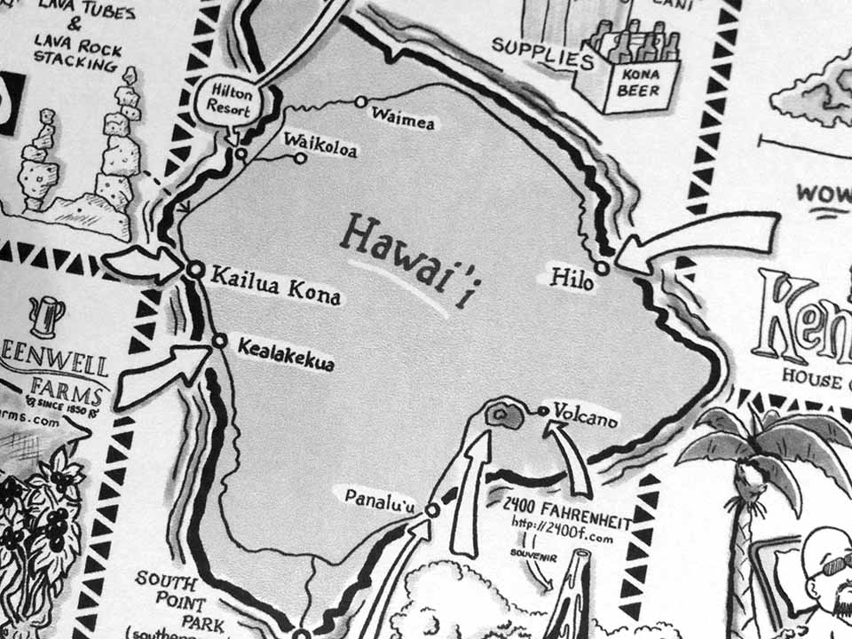 Hawaii Vacation graphic 3