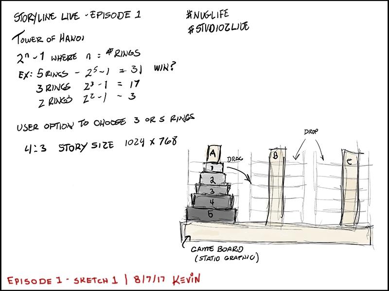 Episode 1 - Sketch 1