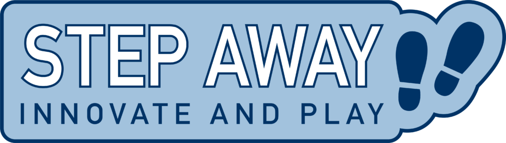 Step Away - Innovate and Play logo